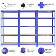 75cm blue rack attributions