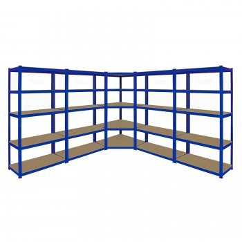 20006 T-Rax Garage Racking Bundle L