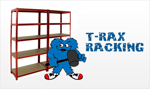 T-Rax Racking Range