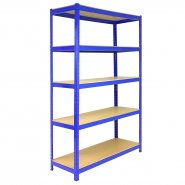 T-Rax Blue Shelf Storage Bay - 120cm Wide