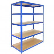 T-Rax Extra Deep Blue Storage Bay - 120cm Wide