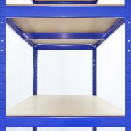 10189 TRax 120cm wide 60cm Deep Shelf Close