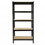 75cm black rack side