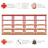 10613 Z-Racking Garage Shelving USP View