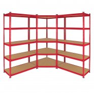 20004 Z-Rax Garage Shelving Unit Bundle M