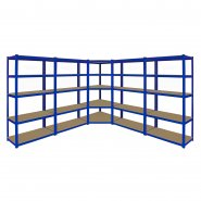 20006 T-Rax Garage Racking Bundle M