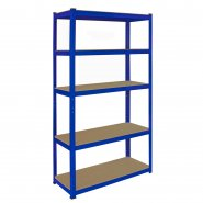 T-Rax Blue Racking Storage Bay - 90cm Wide