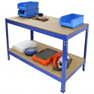 7003 Blue Monster Racking Garage Workbench With Tools